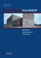 Mauerwerk-Kalender 2010